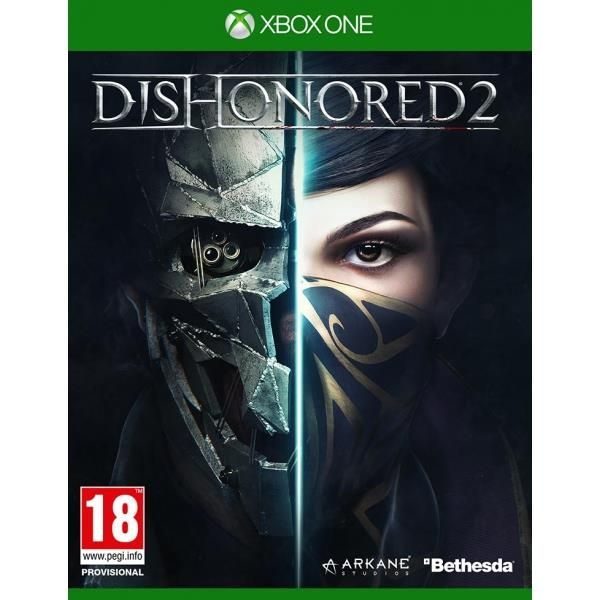 Dishonored 2 Xbox One Game (imperial Assassin's Dlc)  Cowl Neckerchie | http://gamesactions.com shares #new #latest #videogames #games for #pc #psp #ps3 #wii #xbox #nintendo #3ds