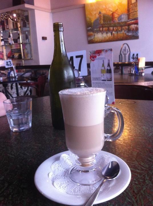 Soy Latte @ Rye De Paris 14 Apr 2012