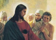 What We Believe: Jesus Christ, Our Savior-  Jesus Christ is the Son of God and the (ours and yours) Savior of the world. His life and teachings are the way to peace and happiness.