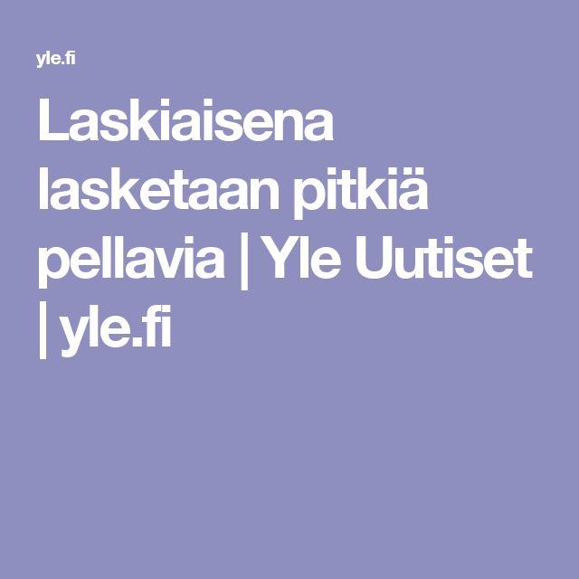 Laskiaisena lasketaan pitkiä pellavia | Yle Uutiset | yle.fi