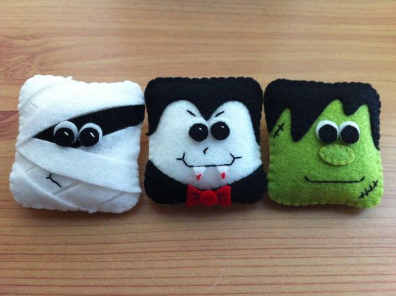 halloween felt brooch - Google Search