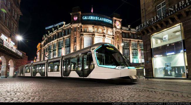 Peugeot appose sa griffe sur le futur tramway de Strasbourg - Transport - Logistique