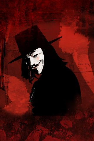 This guy knows his shit! Love this movie, V for Vendetta