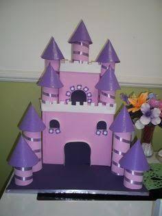 Resultado de imagen para castelo de eva moldes