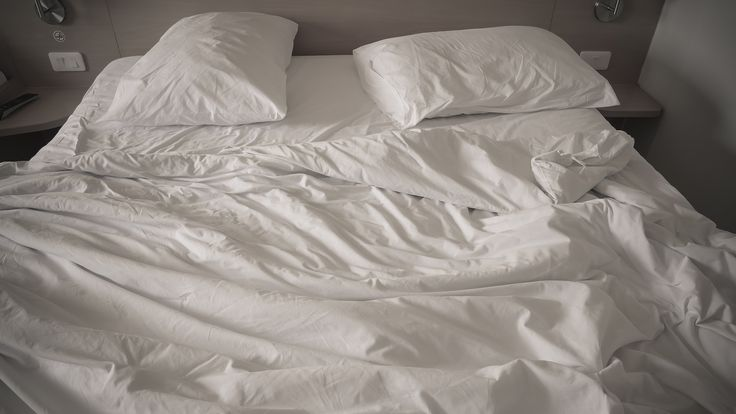 Yes, there really are millions of tiny, dead bugs in your pillows