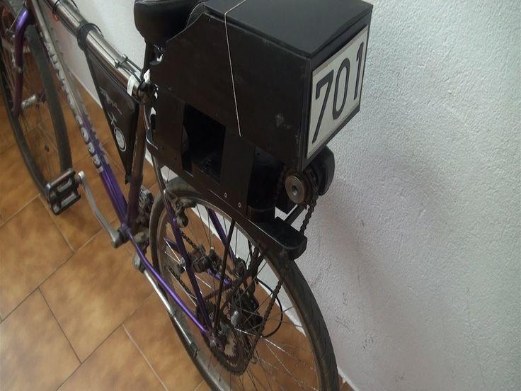 Bicicleta eléctrica 2p