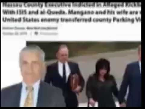 Chris Fidis Reports on Sleeper Cells Nassau County Executive Mangano and...