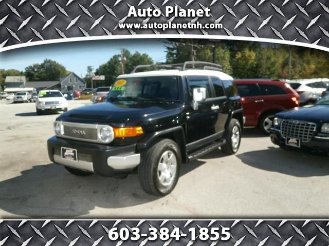 Used 2007 Toyota FJ Cruiser 4WD AT for Sale in Manchester NH 03103 Auto Planet, LLC