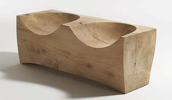 modern log furniture adding chic eco friendly products to on extraordinary creative wooden furniture design id=54947