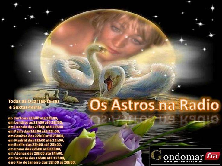 """Astrologia: 54º PROGRAMA OS ASTROS NA RADIO- COM O TEMA """"A Ter..."""