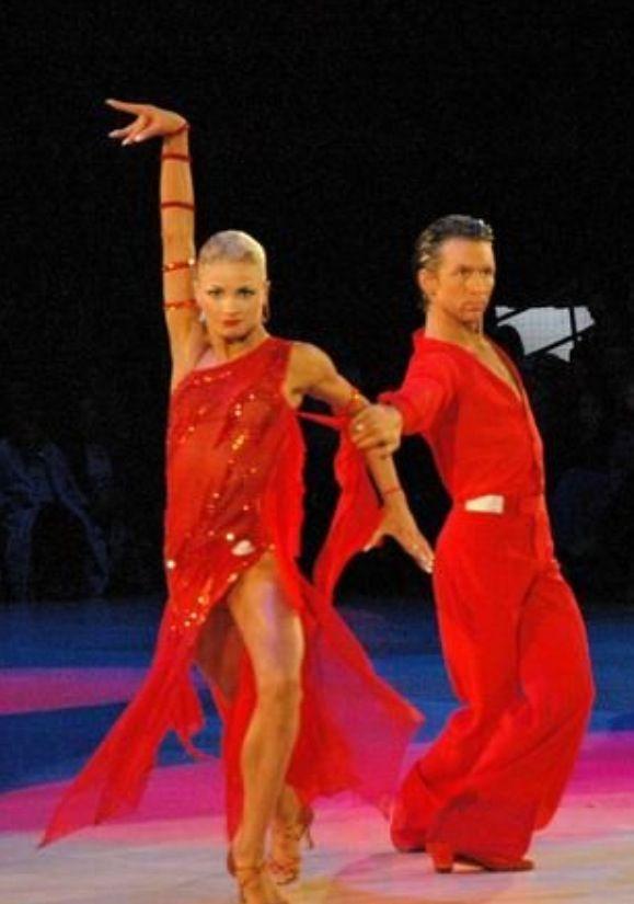 Засветы танцы самбо