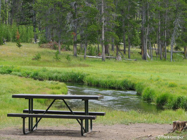 25 Trending Yellowstone Campgrounds Ideas On Pinterest