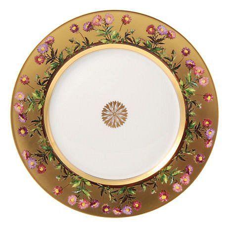 made in france Bernardaud Heloise Dinner Plate  sc 1 st  Pinterest & 12 best Bernardaud Dinnerware images on Pinterest | Cutlery Dinner ...