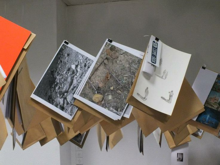 """Out of Place_an ongoing archive"" at CORPO 6. Berlin."