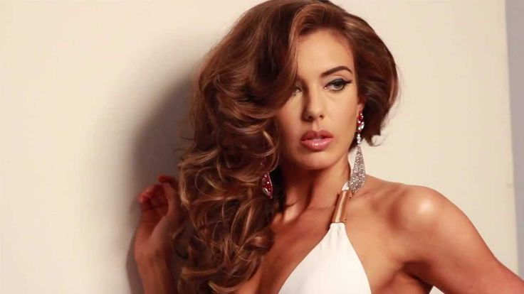 Miss USA 2013 - Erin's First Photo Shoot as Miss USA
