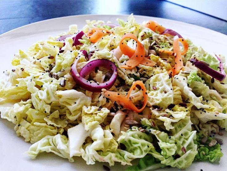 Verdure Pressate con acidulato di Umeboshi | Vegetables with Umeboshi