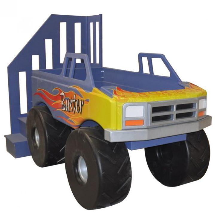 monster truck theme bed wwwsweetretreatkidsco sweetretreatkids