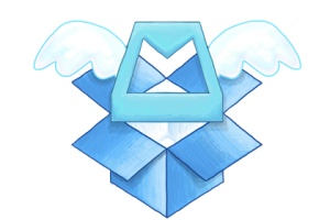 """Dropbox co-founders Drew Houston and Arash Ferdowsi said they liked that Mailbox is """"simple, delightful and beautifully engineered."""""""