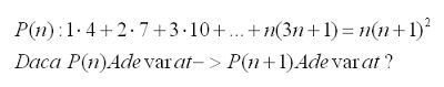 mathematical induction examples with solution - example 8