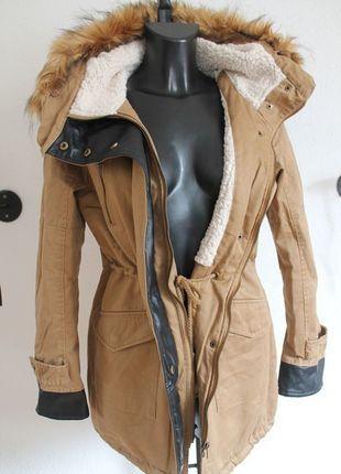 Kaufe meinen Artikel bei #Kleiderkreisel http://www.kleiderkreisel.de/damenmode/mantel/111298492-blogger-parka-mit-teddyfell-grosse-4042