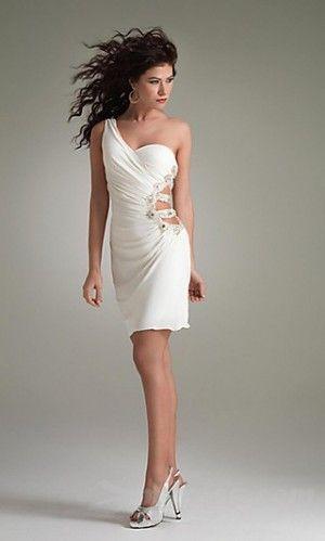 17 besten White Homecoming Dress Bilder auf Pinterest ...