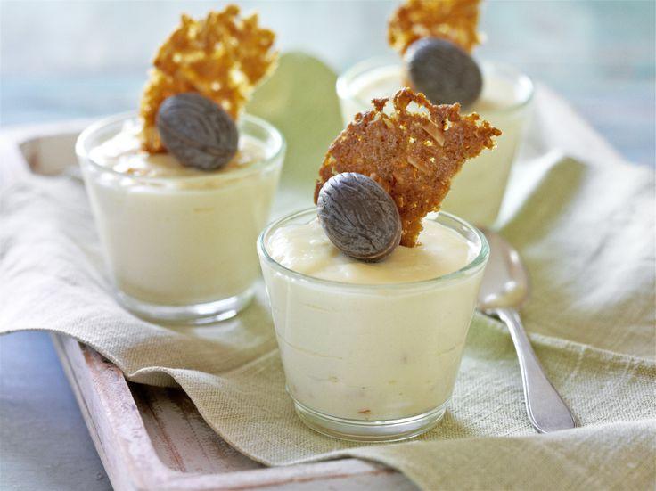 Kruunaa ateria ihanalla aprikoosipannacottalla: http://www.dansukker.fi/fi/resepteja/aprikoosipannacotta.aspx #pannacotta #resepti #ohje