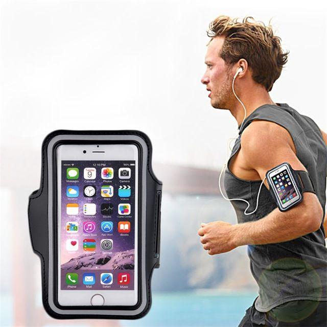 Спорт Упражнение Запуск Armband Спортзала Чехол Держатель Сумка для Сотового Телефона бесплатная доставка