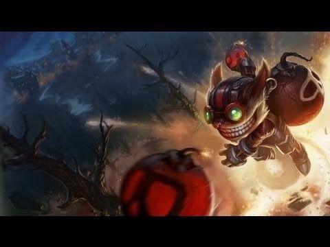 League of Legends: [LoL] Guia básica y Maestrias/Runas Ziggs 2015 - YouTube