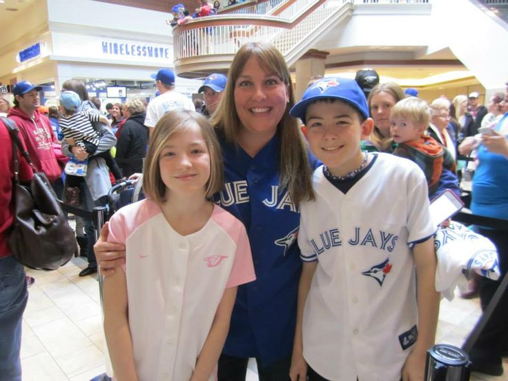 These are some #happy #Toronto #BlueJays #fans for sure! #Baseball #GTA #Toronto #PTBO