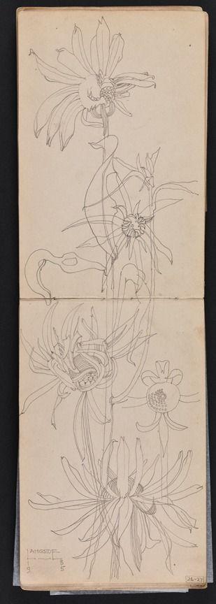 Hunterian Art Gallery Mackintosh collections: GLAHA 53012/14