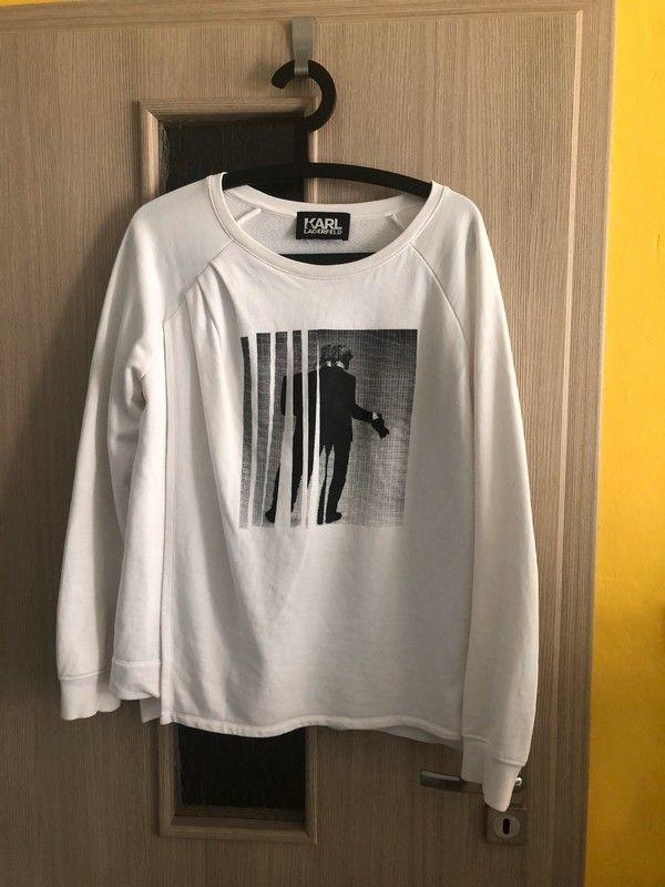 a015f86d6ec7 Karl Lagerfeld mikina - vinted.cz