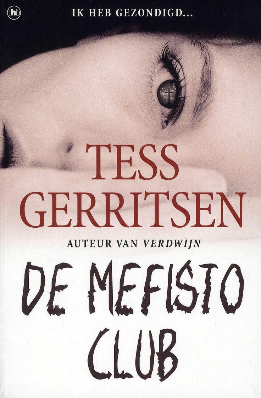 Tess Gerritsen - De mefisto club