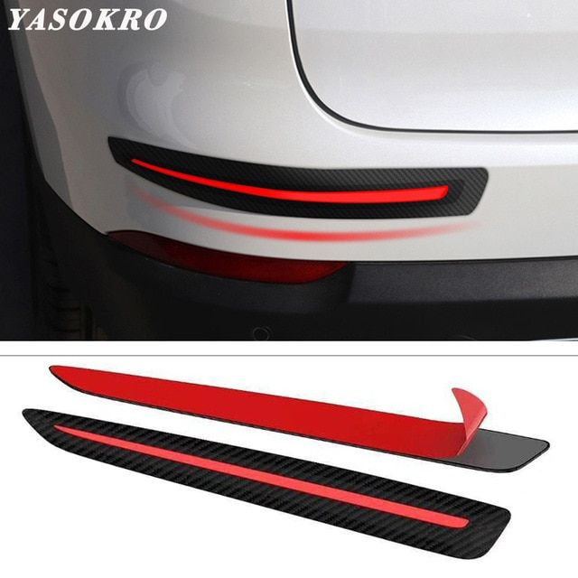 For Benz Car Rear Mirror Protector Door Side Edge Protection Guards Stickers