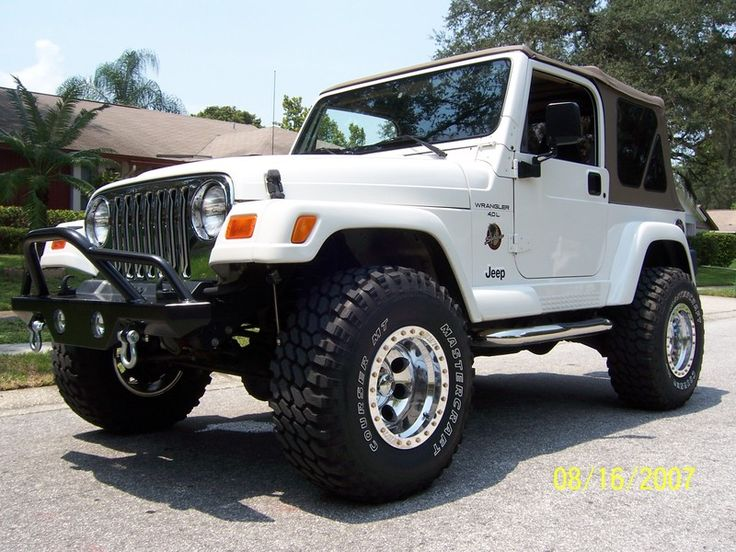 Perfect jeep!