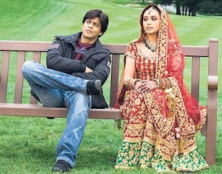 (Eat Pray Love Movies: Long Live the Voice!)      Kabhi Alvida Naa Kehna:    Dev Saran: What are your intentions?   Samarjit Singh Talwar aka Sam: My intentions are honorable, but I do not want a dowry, I am anti dowry.