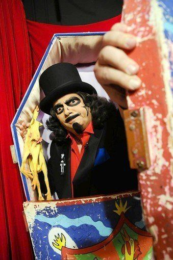 HF says - Love old Monster Movies?  Moved here recently from Chicago?  Svengoolie !
