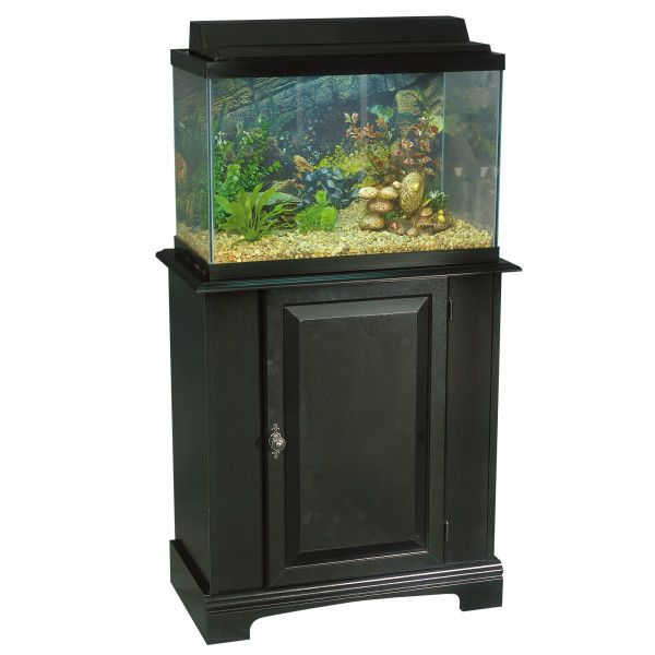 Fish Tank Stands | ... Fin? 20 Gallon Ready-to-Assemble Aquarium Stands | Cheappetstore.com
