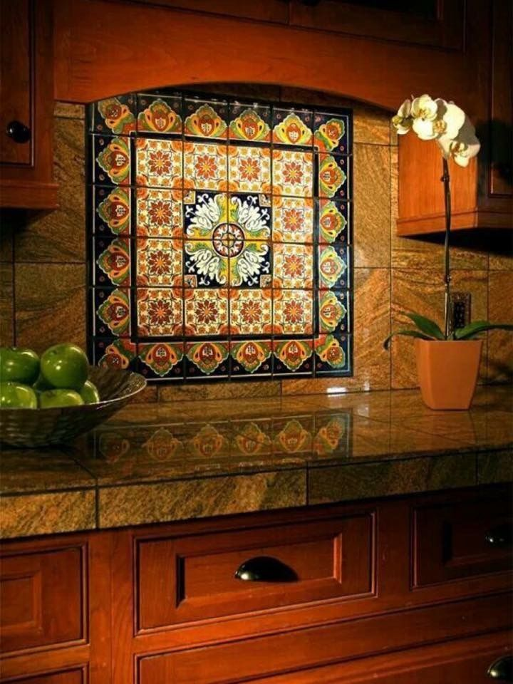 For the dinning room or back splash