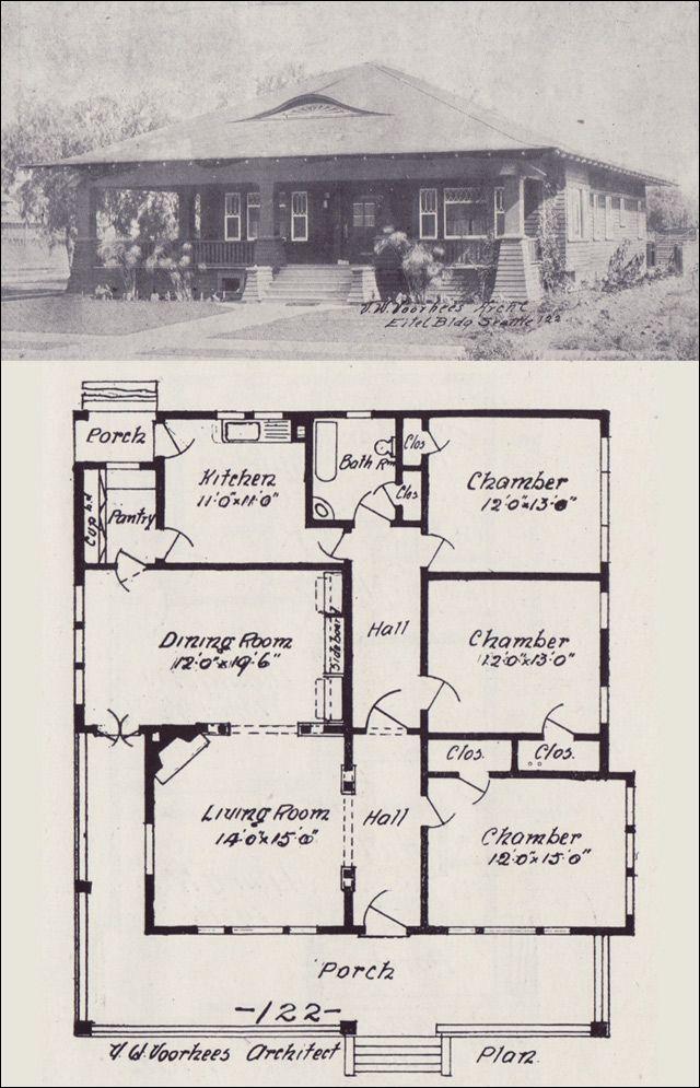214 best VinTagE HOUSE PlanS1900s images on Pinterest Vintage