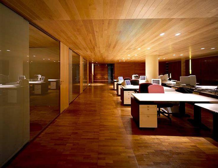 architect's bank. barcelona