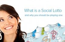 What is a Social Lotto and why should YOU be playing one?