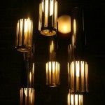 Retro Light Fixtures – Industrial Style – 1970s RAAK Chandelier Ceiling Light Pendant