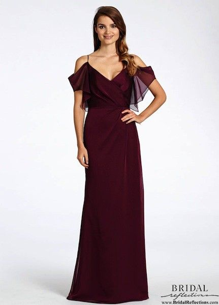 Jim Hjelm Occasions 5527 $201.99 Hayley Paige  http://www.gownfolds.com