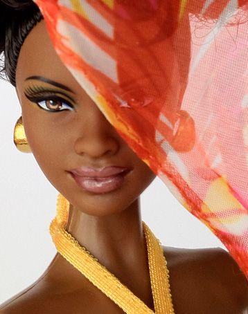 Barbie Basics Swimsuit doll
