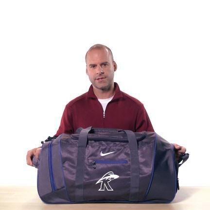 Large Nike Sports Bag