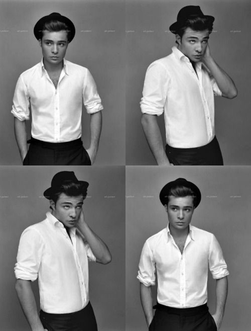 ed westwick - yes please.