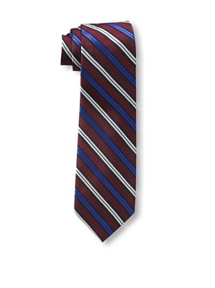 55% OFF Ben Sherman Men's Plymouth Stripe Tie, Red