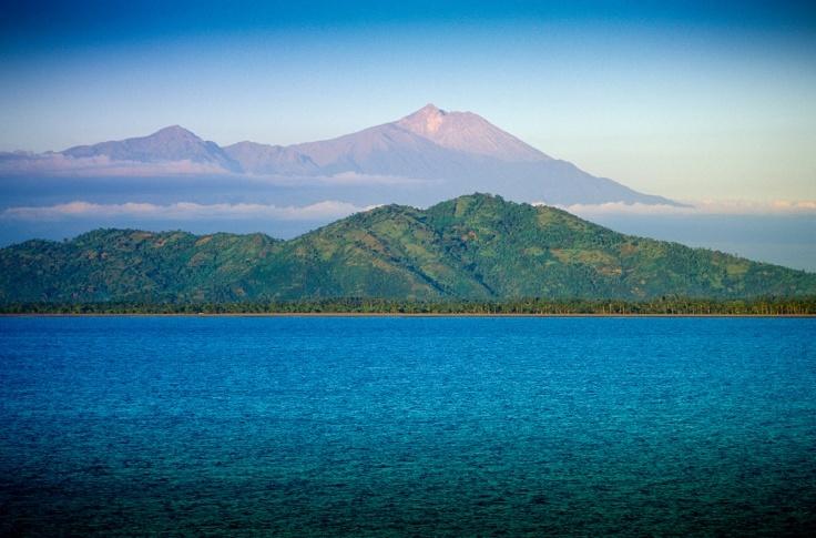 Volcanoes (active and extinct).