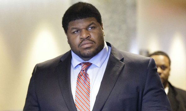 Former Dallas Cowboys player Josh Brent was convicted of intoxication manslaughter for a fiery wreck that killed his teammate and close friend, Jerry Brown.  He faces up to 20 years in prison for a December 2012 wreck after a night of partying with fellow Cowboys players. He could also get probation.