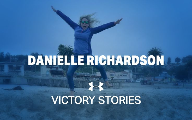 Danielle Decided to Change Her Life After Shedding Tears in a Dressing Room